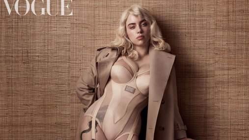 К черту все: Билли Айлиш шокировала сеть съемкой в нижнем белье – соблазнительные фото