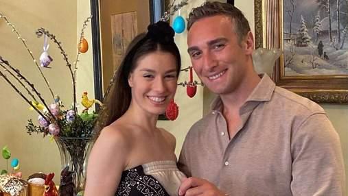 Іраклі Макацарія провів Великдень з 19-річною коханою: святкові фото пари