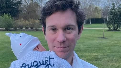 По случаю дня рождения: принцесса Евгения поделилась новыми фото мужа с сыном