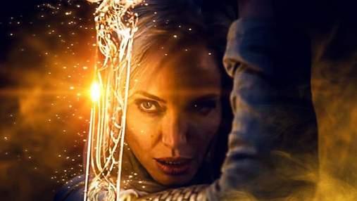 """Анджеліна Джолі у """"Вічних"""" та сиквел """"Чорної Пантери"""": Marvel презентувала дати прем'єр"""