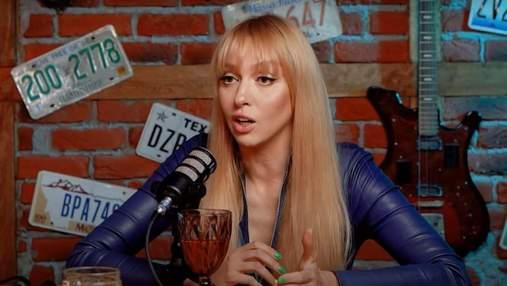 """Оля Полякова емоційно відреагувала на реаліті-шоу Насті Каменських """"Девочки рулят"""""""