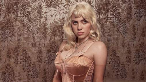 Пикантные фото Билли Айлиш для Vogue установили новый рекорд в инстаграме