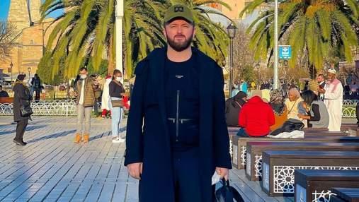 Дзидзьо улетел в Турцию: яркие фото и видео из Стамбула