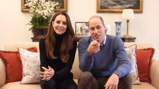 Лучше поздно, чем никогда: Кейт Миддлтон и принц Уильям запустили ютуб-канал
