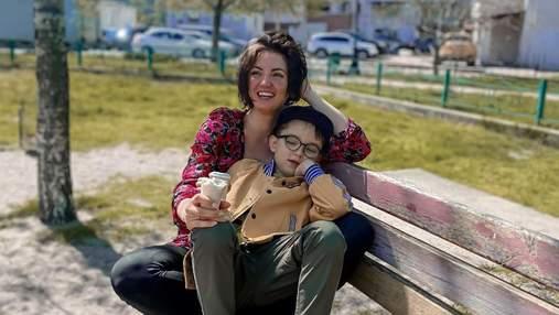 Оля Цибульская поделилась, что ее 6-летний сын влюбился