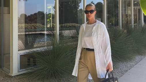 Розі Гантінгтон-Вайтлі зачарувала стильним образом, який можна легко повторити: фото