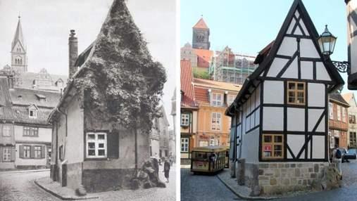 Фотограф объездил Европу, чтобы показать места с разницей почти в 100 лет: сравнения в фото