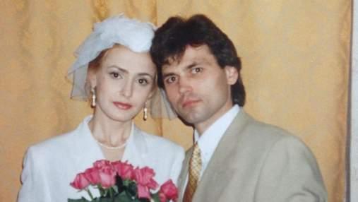 Ольга Сумская тронула свадебными фото с Борисюком: архивные кадры