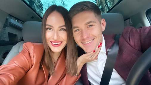 Жена Остапчука рассказала о покупке дома и призналась, когда супруги планируют детей