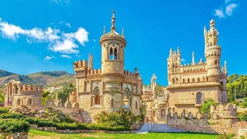 Замок Коломарес: як лікар побудував найбільший у світі пам'ятник Христофору Колумбу