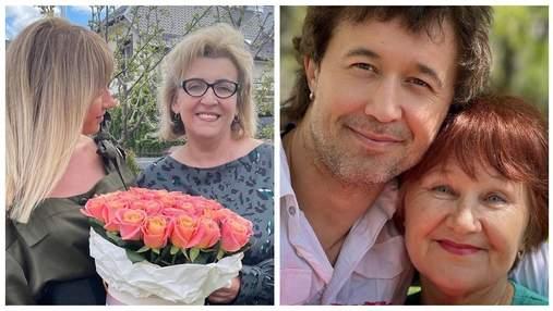 Могилевская, Бабкин, Никитюк: украинские звезды растрогали поздравлениями ко Дню матери
