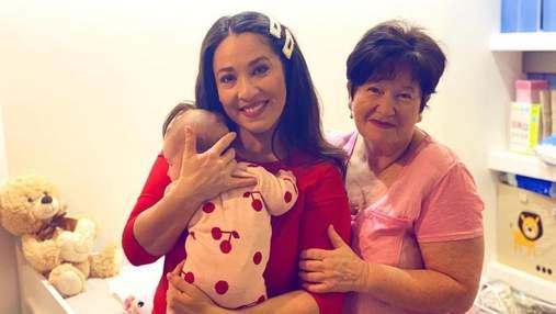 Наталка Карпа розповіла про випадок з дитинства, де відчула особливий зв'язок з матір'ю