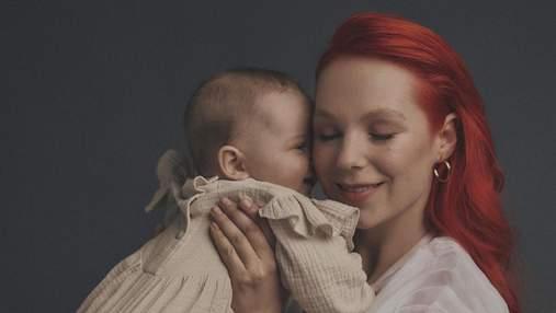 Світлана Тарабарова вперше показала обличчя доньки: зворушливі фото