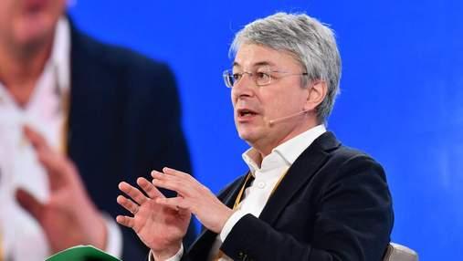 Окно возможностей, – Ткаченко признался, почему стал министром