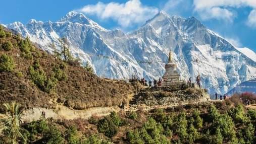 Оказались в ловушке: в Непале из-за прекращения авиасообщения застряли 80 украинских туристов