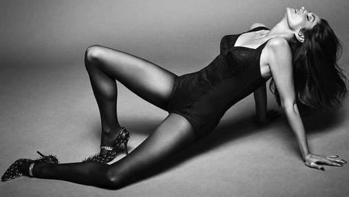 55-летняя Синди Кроуфорд позировала для Vogue Brasil без трусиков: горячие фото