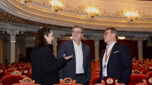 В Киеве после масштабной реконструкции открыли театр оперетты