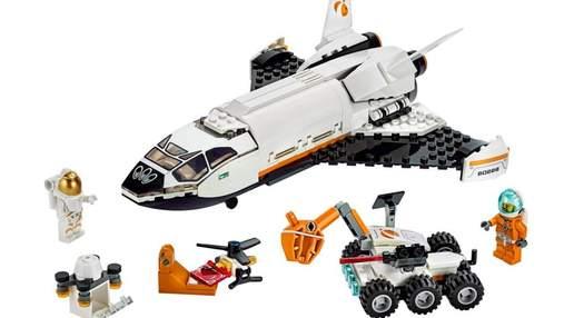 День астрономії: підбірка космічних Lego