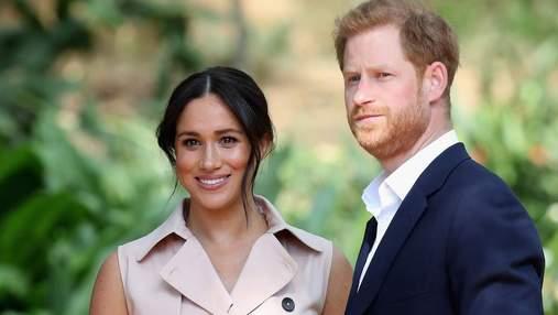 Радники Єлизавети II хочуть, щоб принц Гаррі й Меган відмовилися від королівських титулів
