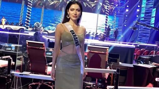 """У день конкурсу: розкішні образи """"Міс України"""", в яких вона готувалась до """"Міс Всесвіт"""""""