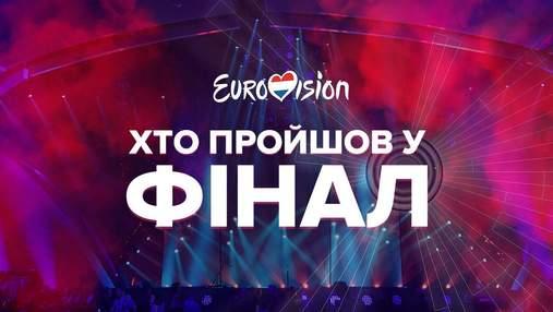Кто прошел в финал конкурса Евровидение-2021
