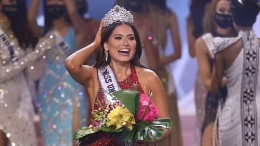 """Андреа Мези – новая """"Мисс Вселенная-2020"""": что известно о красавице-мексиканке"""