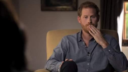 Принц Гаррі став ведучим серіалу про психічне здоров'я: драматичний трейлер з Опрою Вінфрі