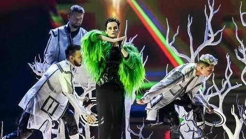 Українські зірки прокоментували виступ Go_A у першому півфіналі Євробачення-2021