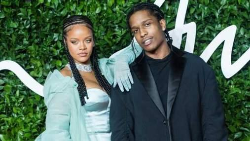 Больше не холостячка: A$AP Rocky заявил о романе с Рианной