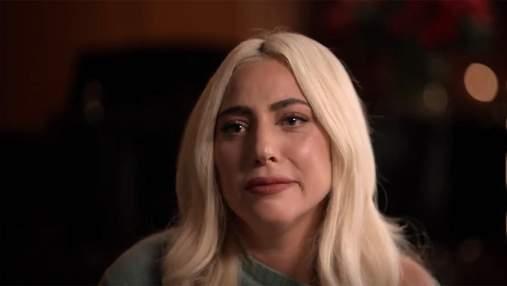 Леди Гага заявила, что забеременела в 19 лет после изнасилования продюсера