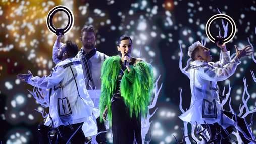 Украина покорила финал Евровидения-2021 выступлением Go_A: видео