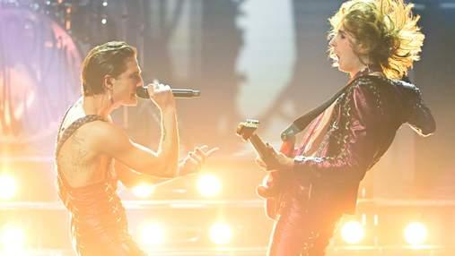 Фавориты Евровидения-2021 из Италии зажгли публику в финале конкурса: видео