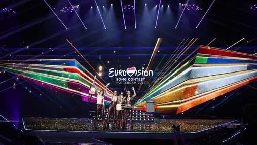 Евровидение-2021: кому Украина отдала голоса
