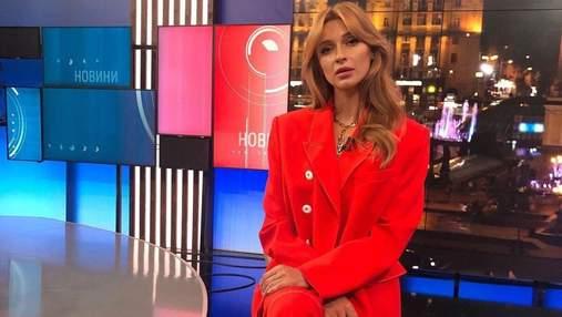 Объявила результаты голосования жюри: стильный образ TAYANNA на Евровидении-2021