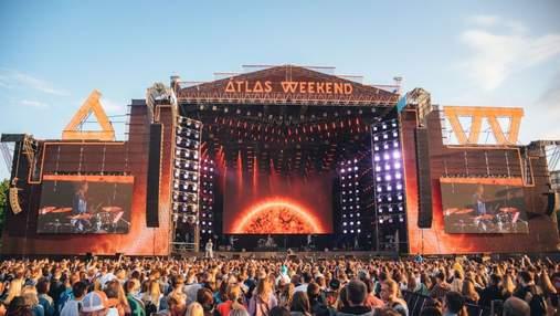 Событие года Atlas Weekend 2021: начался крупнейший музыкальный фестиваль Украины