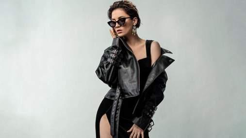 Оля Цибульская завела сеть провокационным образом в соблазнительном платье: дерзкое фото