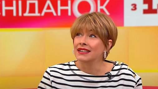 Олена Кравець розповіла про стосунки з кумою Зеленською