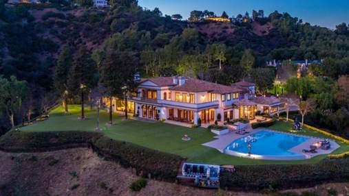 Как выглядит дом Сильвестра Сталлоне за 85 миллионов долларов: яркие фото