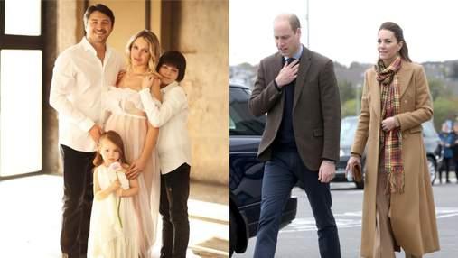 """Итоги недели: Притула стал многодетным отцом, спецэпизод """"Друзей"""" и тур принца Уильяма"""
