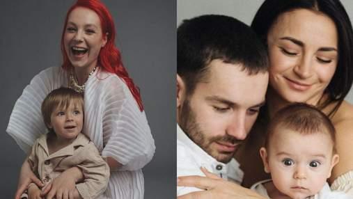 Украинские звезды поздравляют с Днем защиты детей: проникновенные кадры