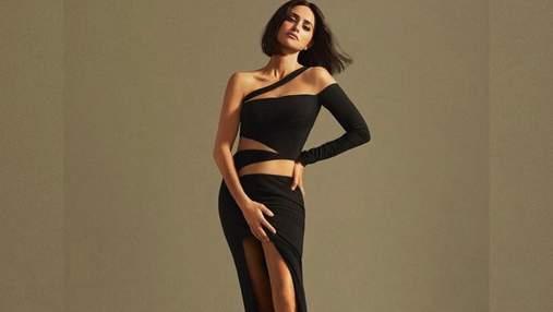 Пенелопа Крус похизувалася спокусливими формами у відвертій сукні: гарячі фото