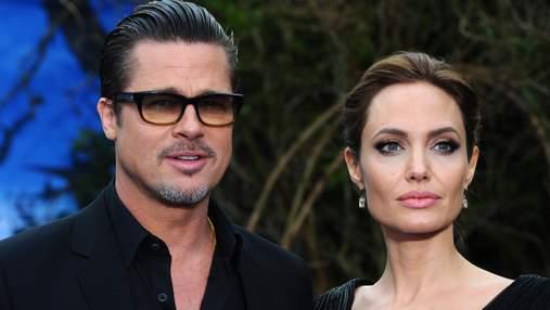 """""""Шалено розчарована"""": як Анджеліна Джолі відреагувала на спільну опіку дітей з Бредом Піттом"""