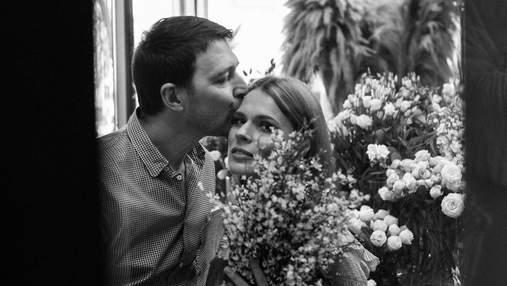 Оля Фреймут призналась, какой подарок получила от любимого на годовщину свадьбы