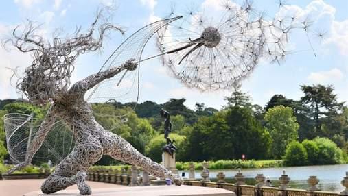 Без гравитации: скульптуры, созданные вопреки всем законам природы
