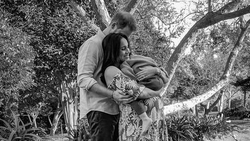 Королівська сім'я зворушливо привітала Меган і Гаррі з народженням доньки