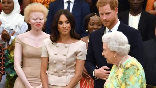 Єлизавета II не задоволена ім'ям правнучки через скандальні заяви Гаррі, – королівський експерт