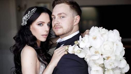 Sonya Kay и Олег Петров празднуют первую годовщину свадьбы: новые фото церемонии