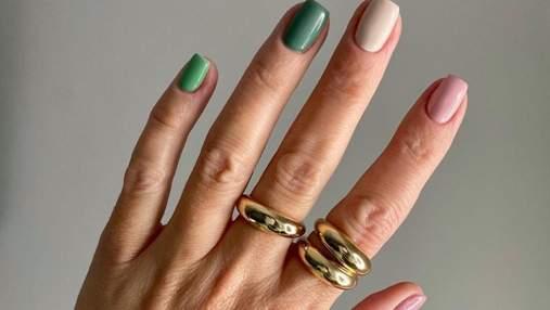 Літній манікюр на короткі нігті: трендові ідеї