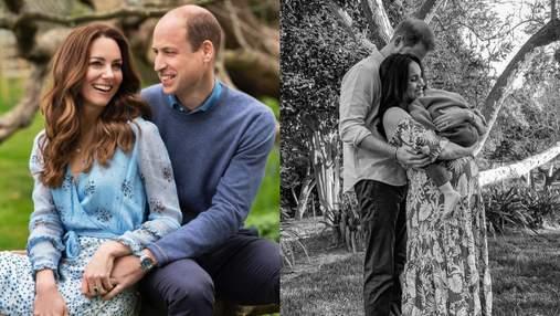 Кейт Миддлтон и принц Уильям прислали подарок для дочери Меган и Гарри