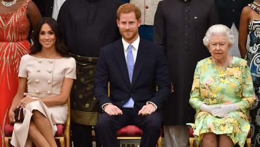 Перш ніж назвати доньку: принц Гаррі просив у Єлизавети II благословення